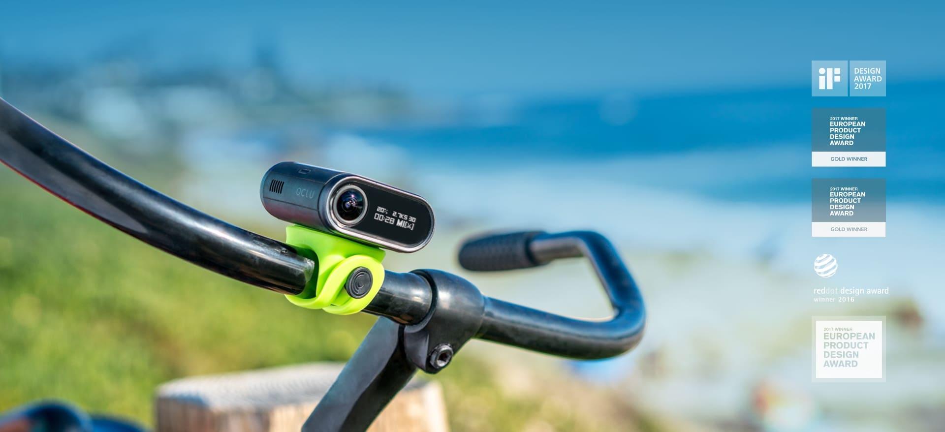 Meet the Oclu Action Camera